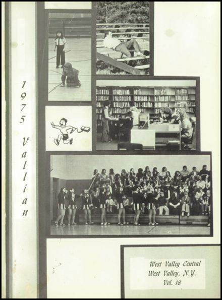 1975 West Valley High School Yearbook Page 5