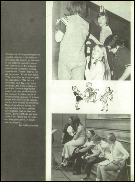 1975 West Valley High School Yearbook Page 6