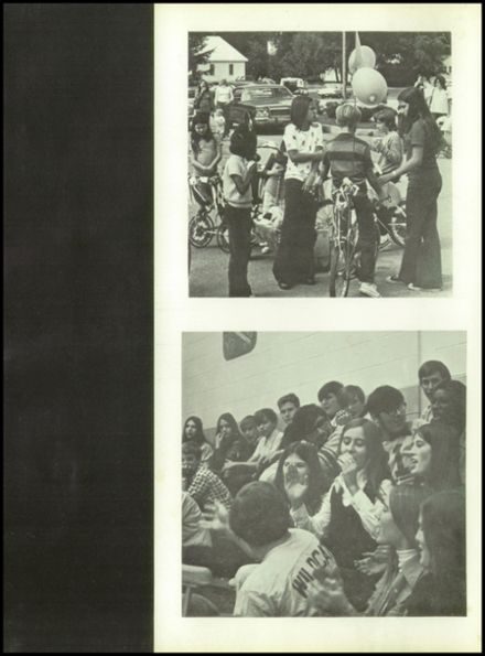 1975 West Valley High School Yearbook Page 8