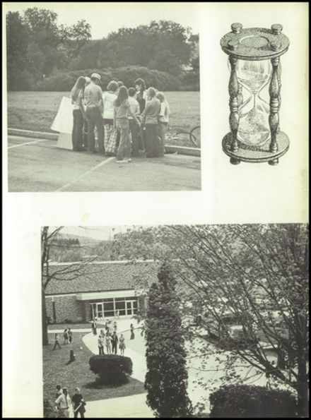 1975 West Valley High School Yearbook Page 9
