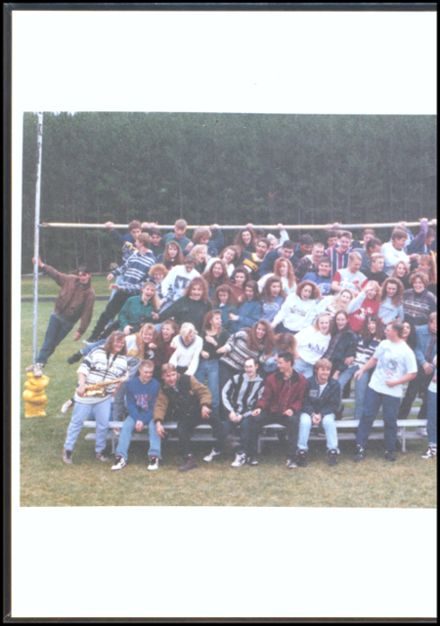 1995 Rosholt High School Yearbook Page 2