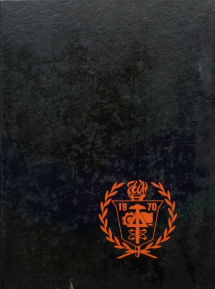 1975 Eastern Vocational-Technical High School Yearbook Cover
