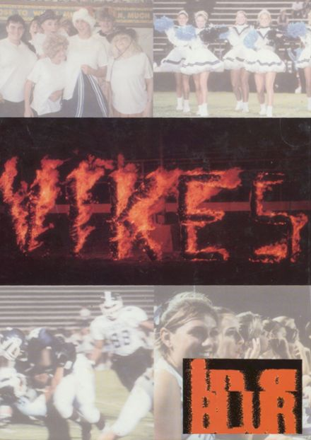 2002 Airline High School Yearbook Cover