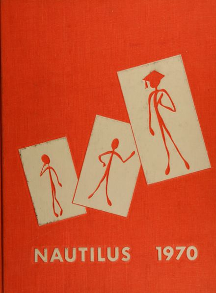 1970 Jefferson High School Yearbook Cover