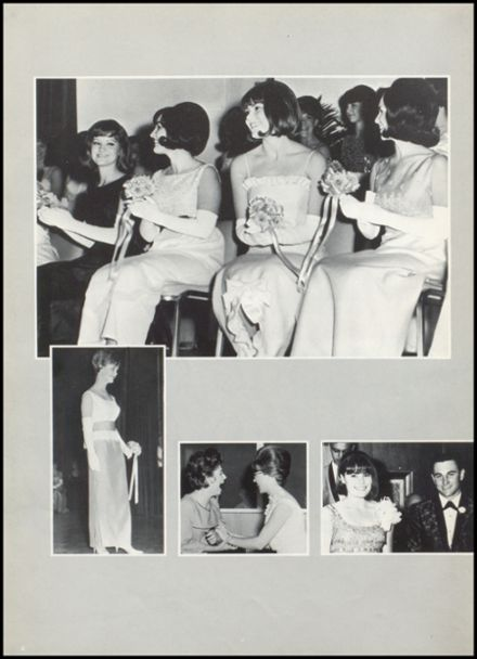 1966 Rayburn High School Yearbook Page 8