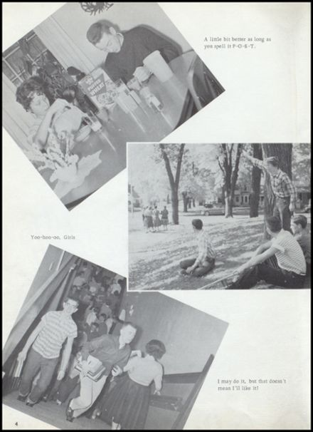 1960 Richland Center High School Yearbook Page 8