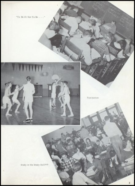 1960 Richland Center High School Yearbook Page 9