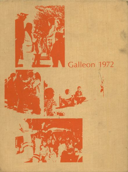1972 Silver Creek High School Yearbook Cover