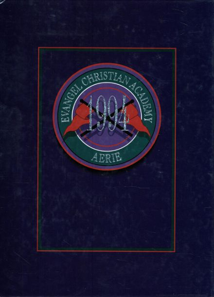 1994 Evangel Academy Yearbook Cover