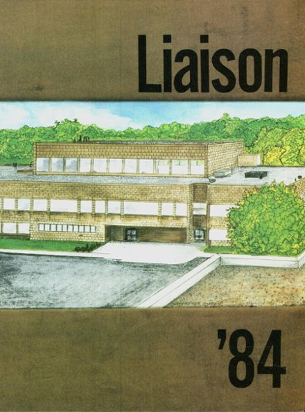 1984 Honeoye Falls-Lima High School Yearbook Cover