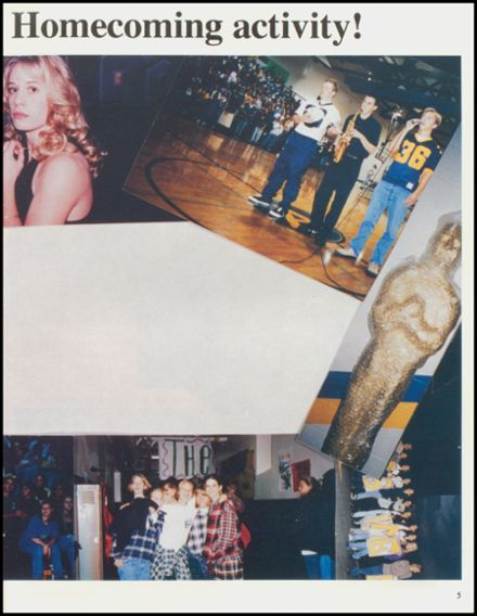 1996 Arlington High School Yearbook Page 9