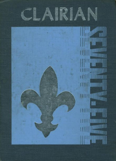 1975 St. Clair High School Yearbook Cover