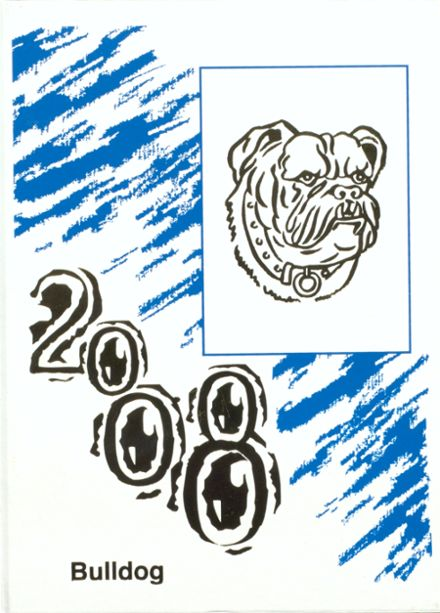 2008 Natchez High School Yearbook Cover