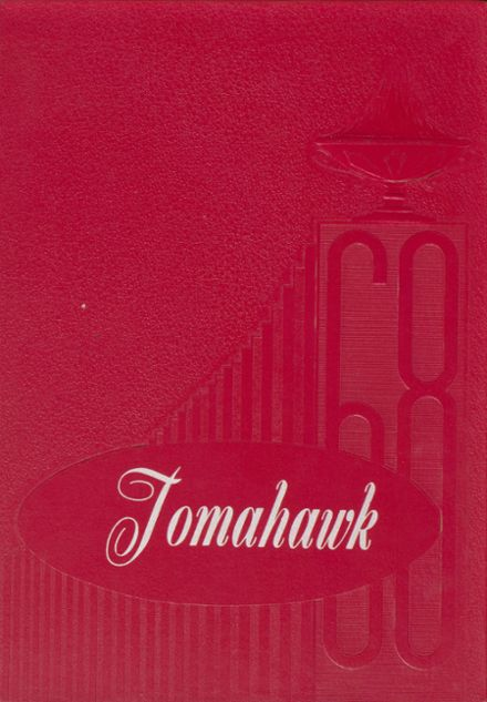 1968 Groveton High School Yearbook Cover