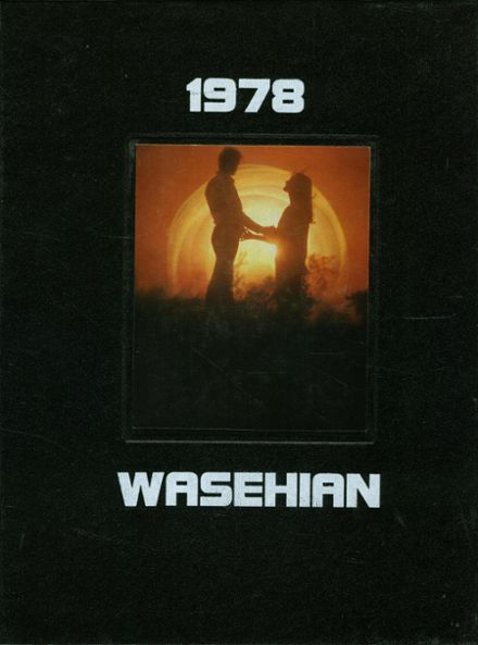 1978 Wapato High School Yearbook Cover