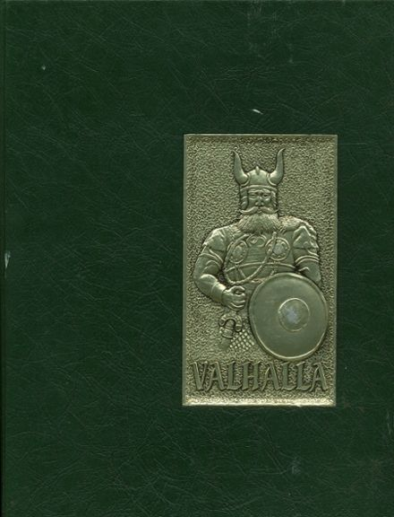 1972 Grosse Pointe North High School Yearbook Cover
