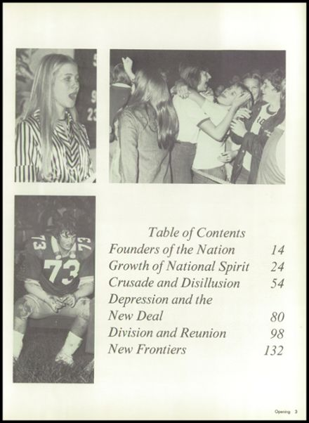 1976 Murphysboro High School Yearbook Page 7