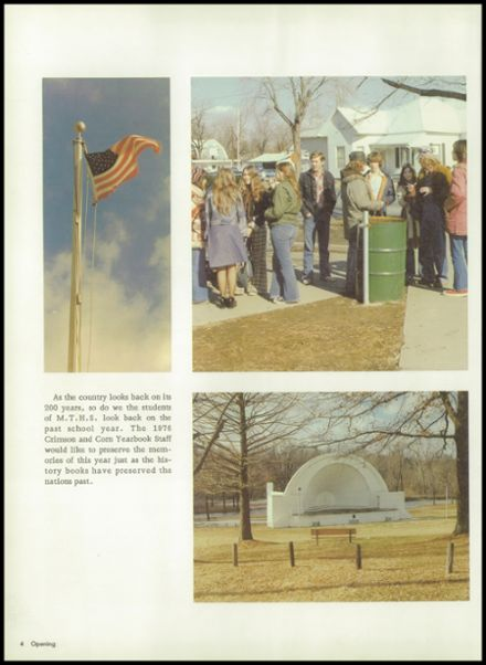 1976 Murphysboro High School Yearbook Page 8