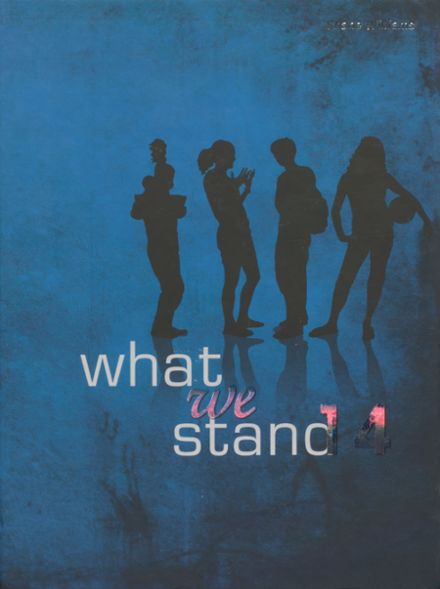 2014 Lincoln High School Yearbook Cover