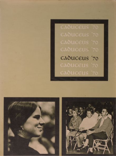 1970 Chico High School Yearbook Cover
