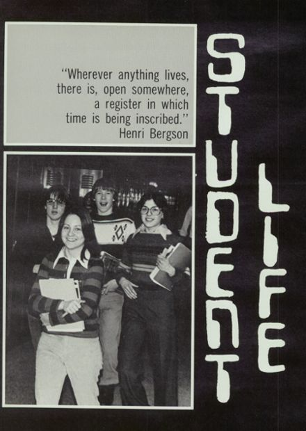 1977 Ripon High School Yearbook Page 9