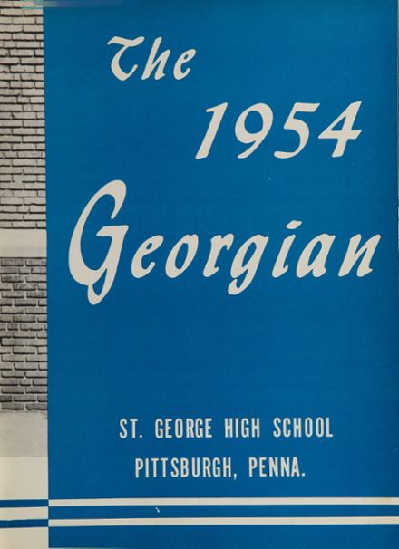 1954 St. George High School Yearbook Page 7