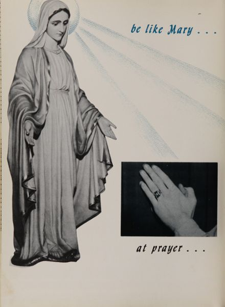 1954 St. George High School Yearbook Page 8