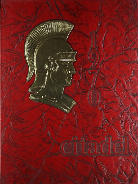 1970 Bishop Chatard High School Yearbook Cover