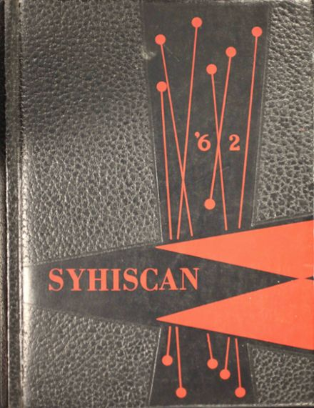 1962 Sylacauga High School Yearbook Cover