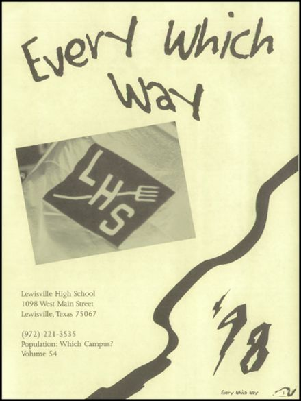1998 Lewisville High School Yearbook Page 5