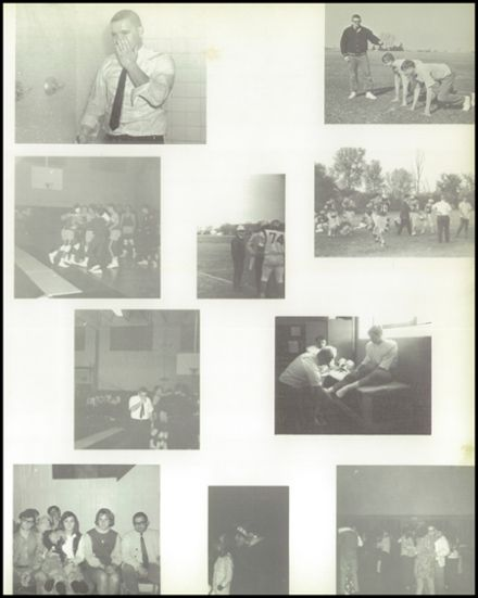 1970 Madison Central School Yearbook Page 9