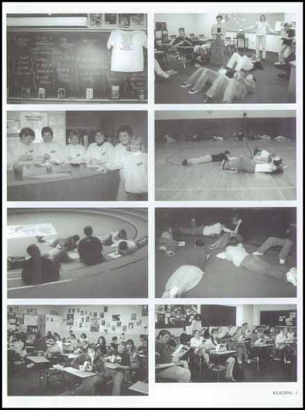 2000 Crystal Lake South High School Yearbook Page 7