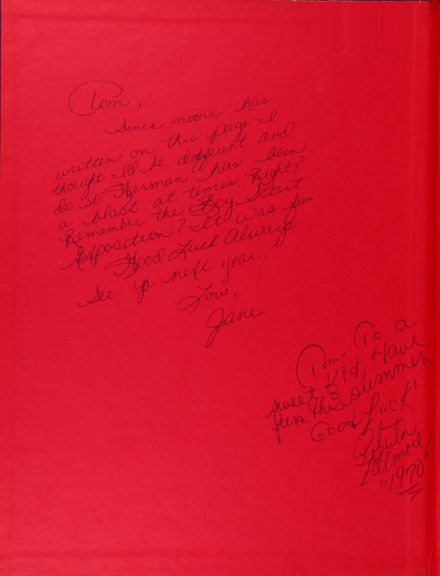 1970 Red River High School Yearbook Page 2