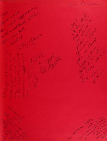 1970 Red River High School Yearbook Page 3