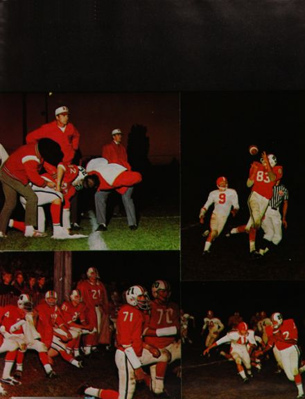 1970 Red River High School Yearbook Page 9