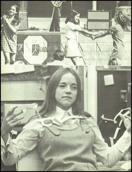 1971 Cubberley High School Yearbook Page 6