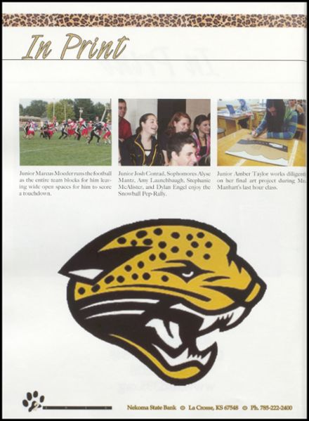 2010 La Crosse High School Yearbook Page 6