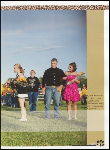 2010 La Crosse High School Yearbook Page 9