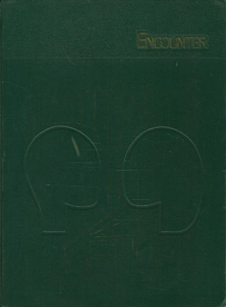 1969 Patrick Henry High School Yearbook Cover