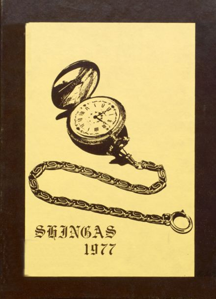 1977 Beaver Area High School Yearbook Cover