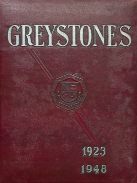 1948 Haverford High School Yearbook Cover