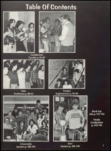 1980 Eureka High School Yearbook Page 7