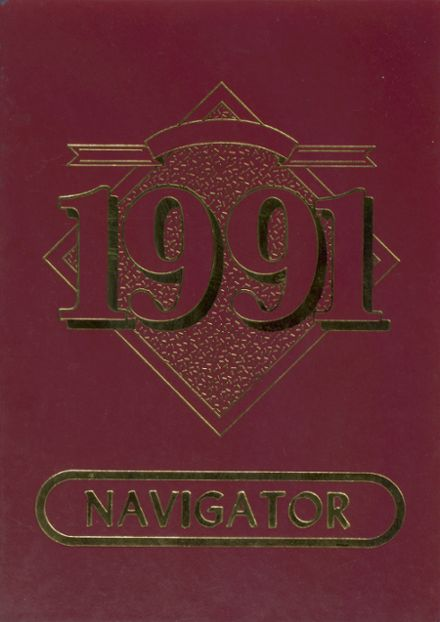 1991 Severn School Yearbook Cover