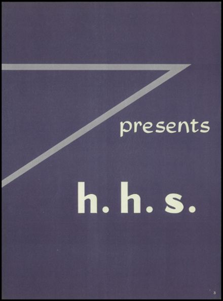 1954 Hutchinson High School Yearbook Page 7