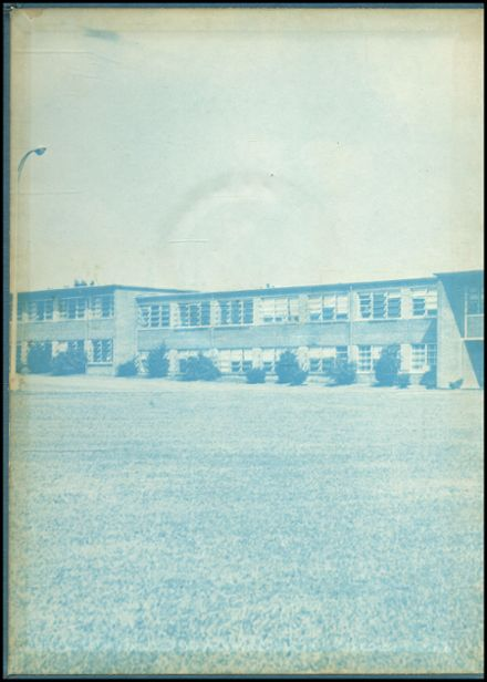 1966 Clinton High School Yearbook Page 2