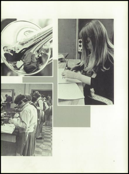 1968 Austin High School Yearbook Page 9