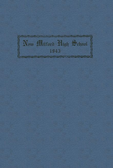 1943 New Milford High School Yearbook Cover