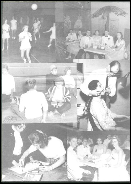 1961 Columbia High School Yearbook Page 2