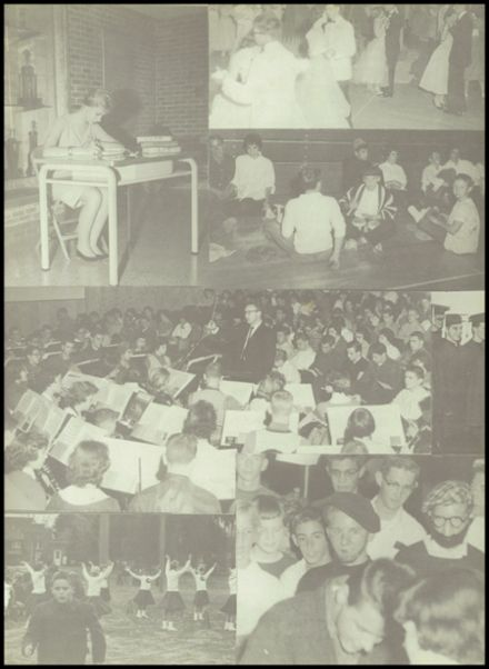 1961 Columbia High School Yearbook Page 3