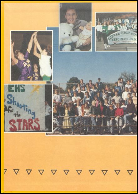 1990 Eureka High School Yearbook Page 2